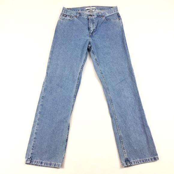 f8323c8e Tommy Hilfiger Jeans | Vintage Light Wash Mom | Poshmark